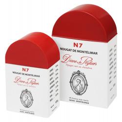 Borne N7 Nougat tendre de Montélimar - 200 g