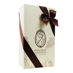 Nougats tendres enrobés au chocolat noir - Boîte 1 kg