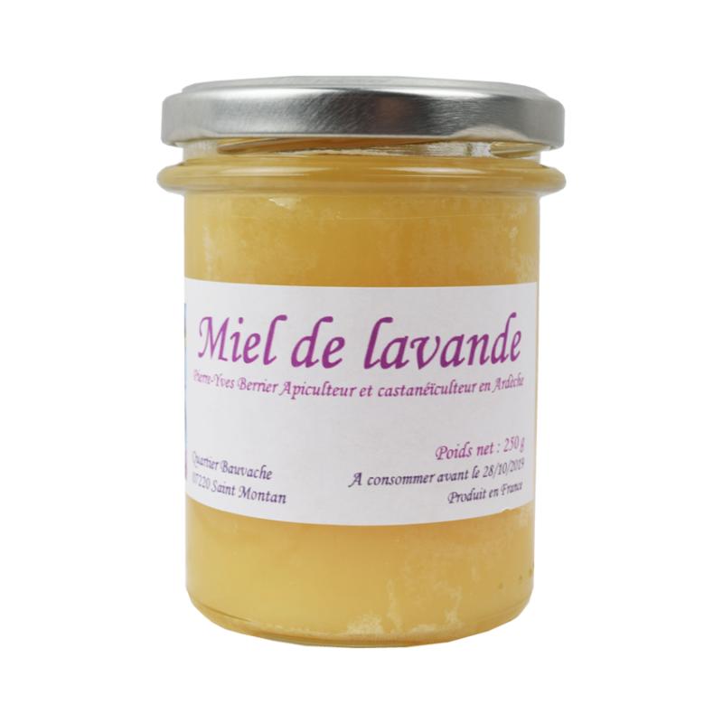 Miel de Lavande - Pot 250 g