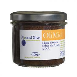Tapenade au miel Olimiel - 100 g