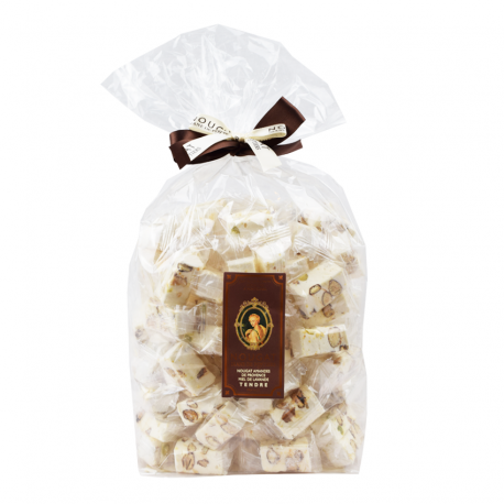 Bag with nougat of Montélimar and honey - 1kg