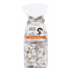 Nougat tendre aux écorces d'orange - Sachet 150g