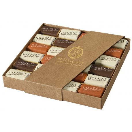 Boite 24 dominos assortis - 260g