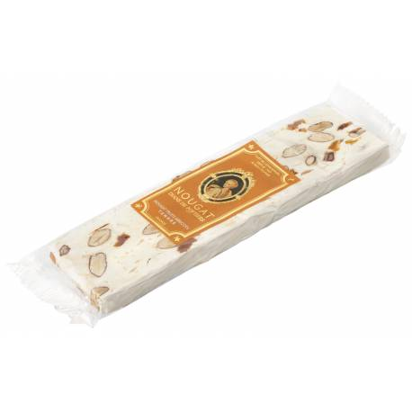 Barre Nougat Abricot fruits 100g