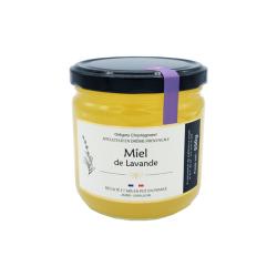 Miel de Lavande - Pot 500 g